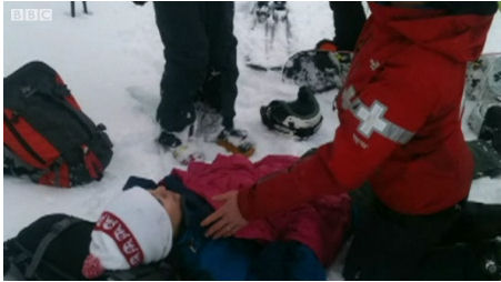 Injured Snowboarder Needs Close to $80,000 for Medical Evacuation